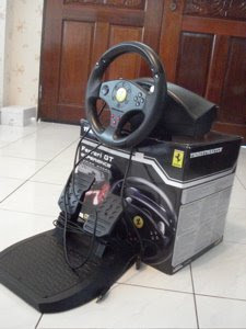 Thrustmaster Ferrari GT Racing Wheel