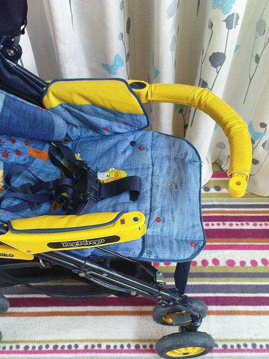 peg perego pliko matic stroller manual