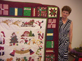 Magical Xmas Quilt