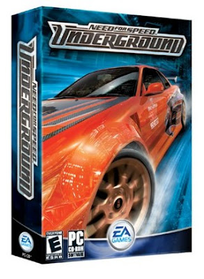Download - Need for Speed Underground - RIP (168 MB)