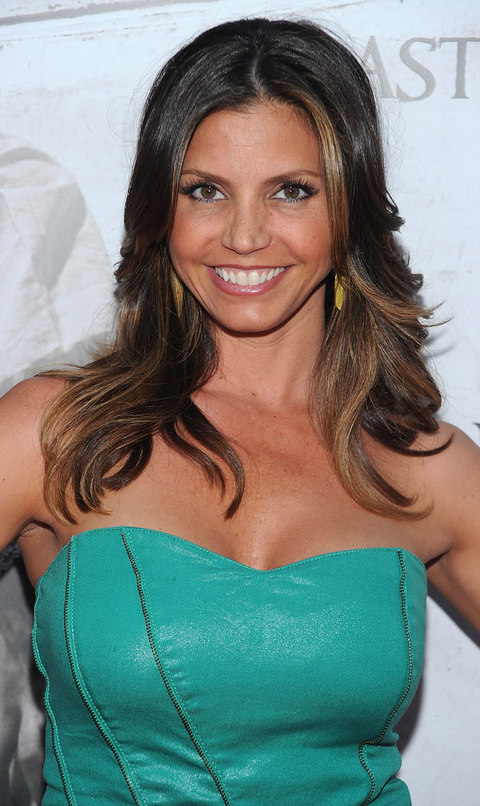 Something also Charisma carpenter cleavage pity, that