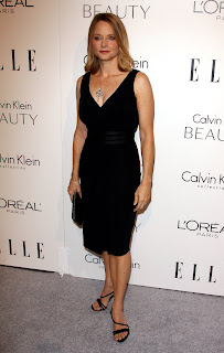 Jodie Foster at the Elle Women in Hollywood Tribute