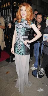 Nicola Roberts at the Cosmo Awards