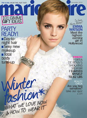 Emma Watson Marie Claire Photoshoot