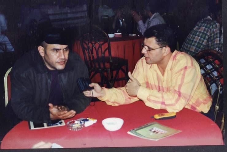 حوار مع المخرج الفلسطيني رشيد مشهراوي