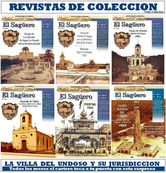 """Revista """"El Sagüero"""""""