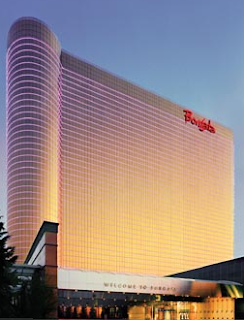 Atlantic City's the Borgata hotel