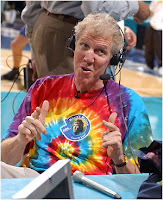 Bill Walton in tie-dye