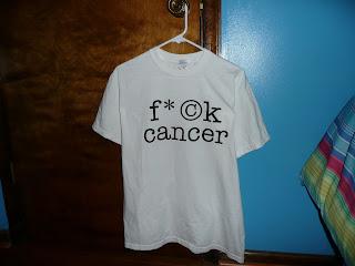 CancerFreeTees.com shirt