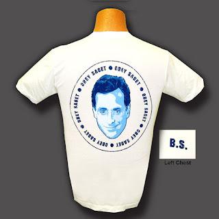 Bob Saget t-shirt