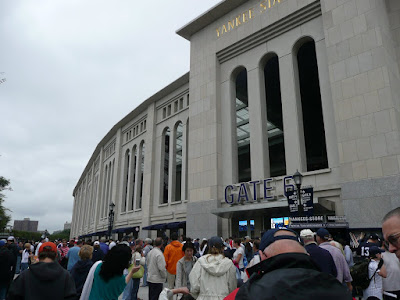 Brand new Yankee Stadium