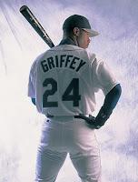 Outfielder Ken Griffey, Jr.