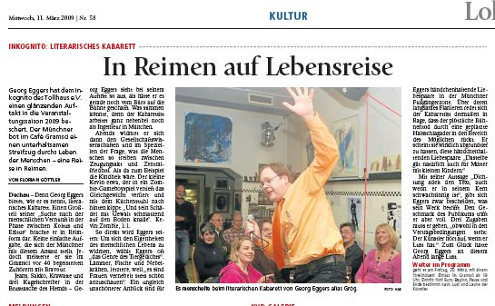 DN/Merkur über Georg Eggers