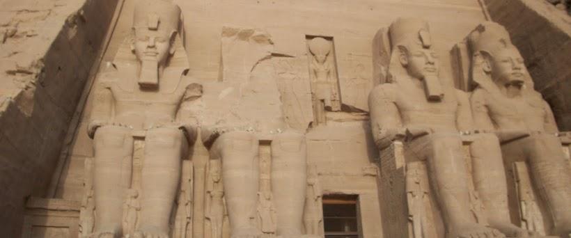 Por tierras egipcias