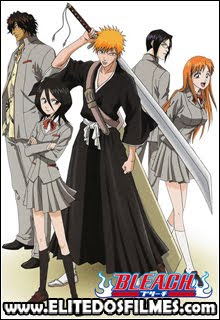 7 Bleach Completo   HDTV   Legendado