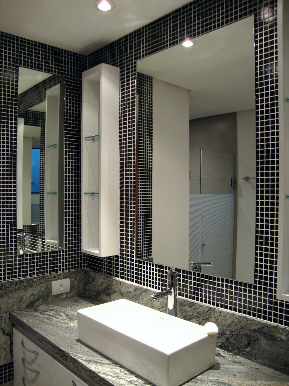 Reformas: Lavabos & Banheiros reformas completas #2372A8 1200 1600