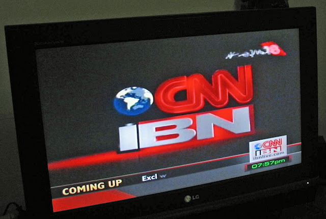 CNN IBN TV channel