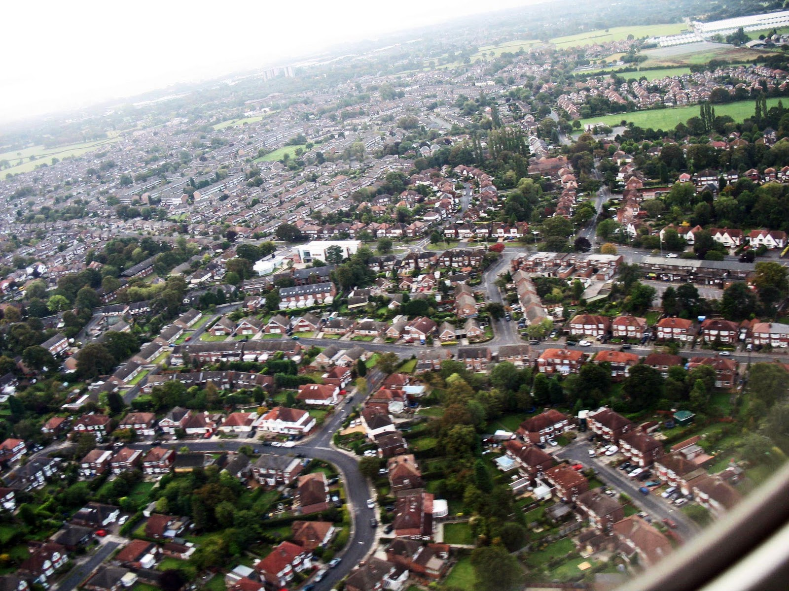 Manchester Baerial Bview