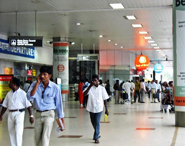 chennai airport corridor