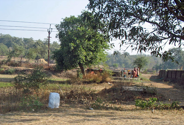 well in rural India