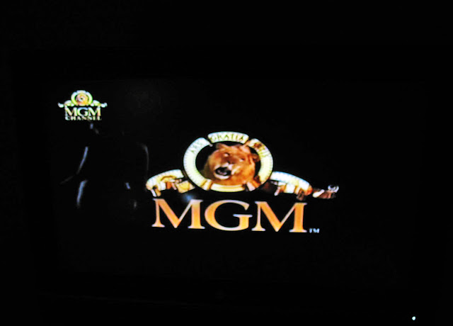 MGM English movie channel