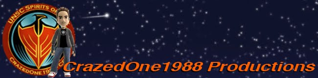 CrazedOne1988 Productions