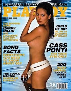 Cassandra Ponti Playboy Philippines Pics