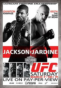 Watch UFC 96 Online