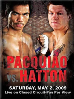 Pacquiao Hatton Live on PPV