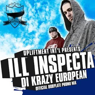 Ill Inspecta te Krazy European