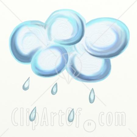 Clip Art Rain Cloud. I went for 2 days group