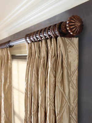 installation examples are standard curtain rods traverse rods and most
