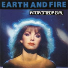 Cover Album of Earth & Fire- andromeda girl 1981