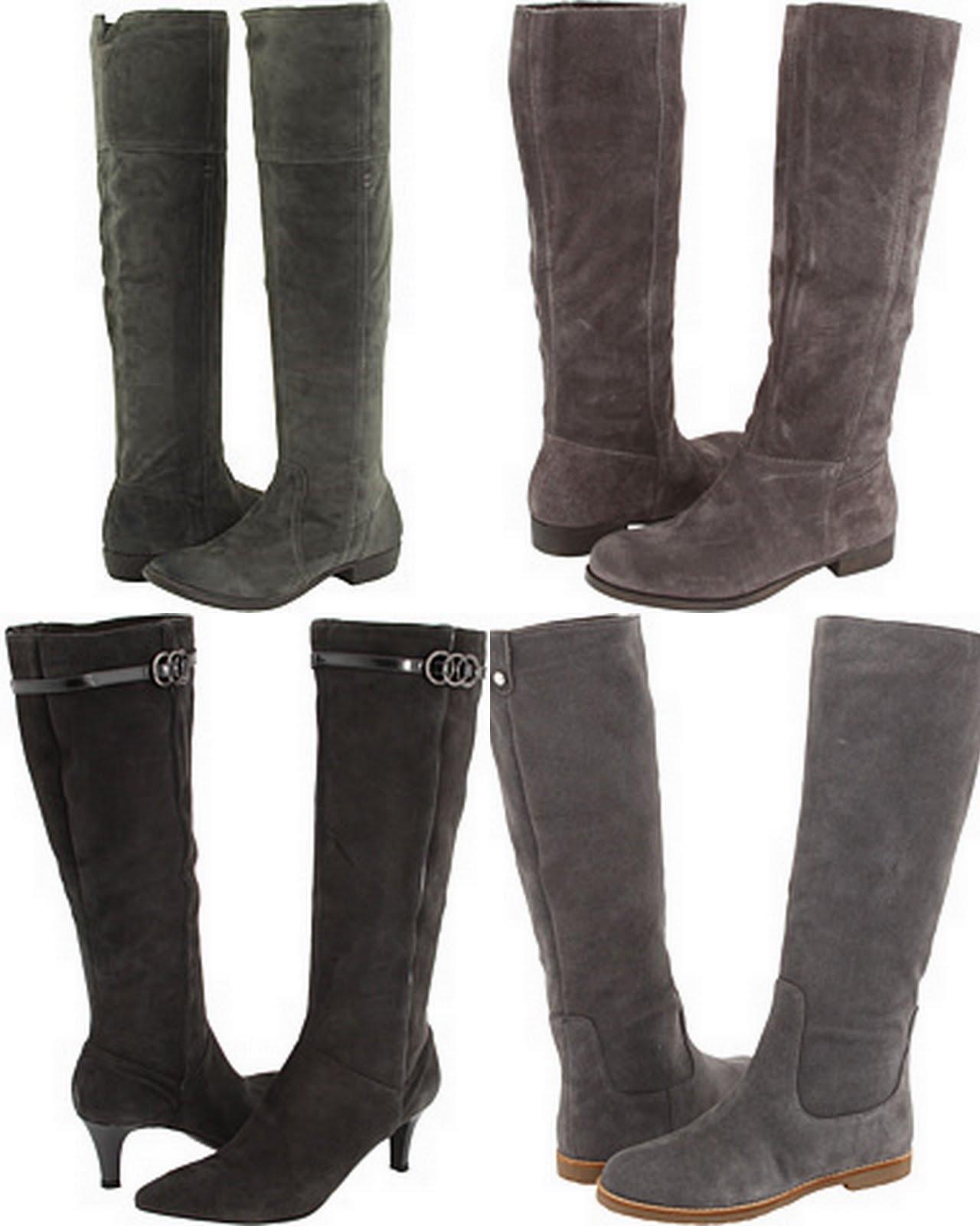 happycozylife wanted grey boots