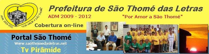 Paz - Prefeitura Municipal de São Thomé das Letras