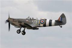 Supermarine Spitfire  SBAC 2008