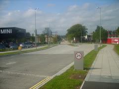 Former RAE Entrance