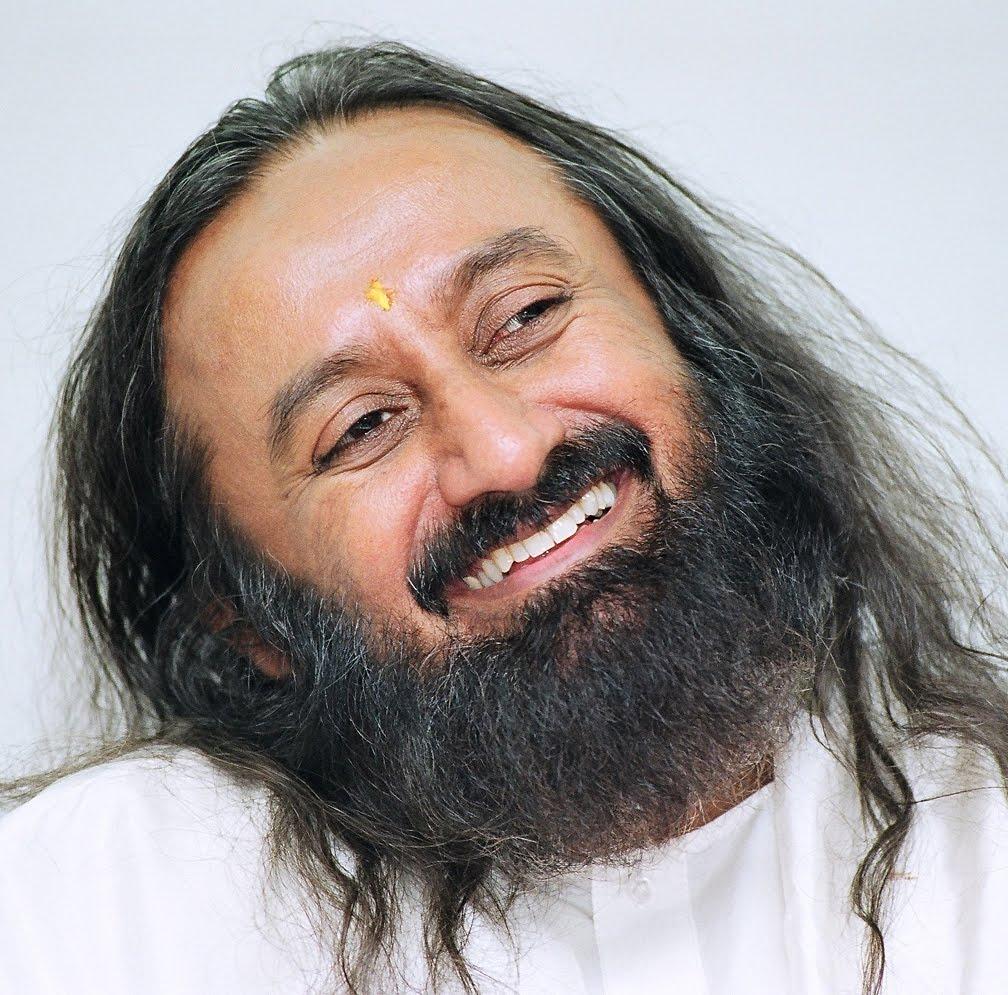Official Website of Sri Sri Ravi Shankar