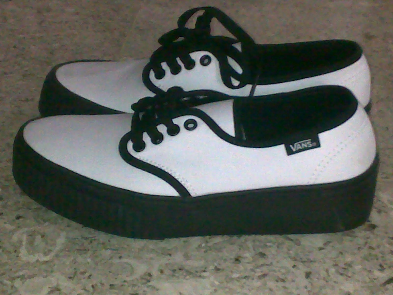 679bae72e85e7c I ve jist received as present from Vans these fantastic creepers....Thank  you! Vans off the wall!!  )