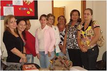 Reunião com as Diretoras de Piracanjuba.