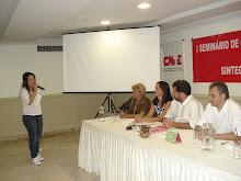 Seminário para estudo do PSPN e de gestão sindical.