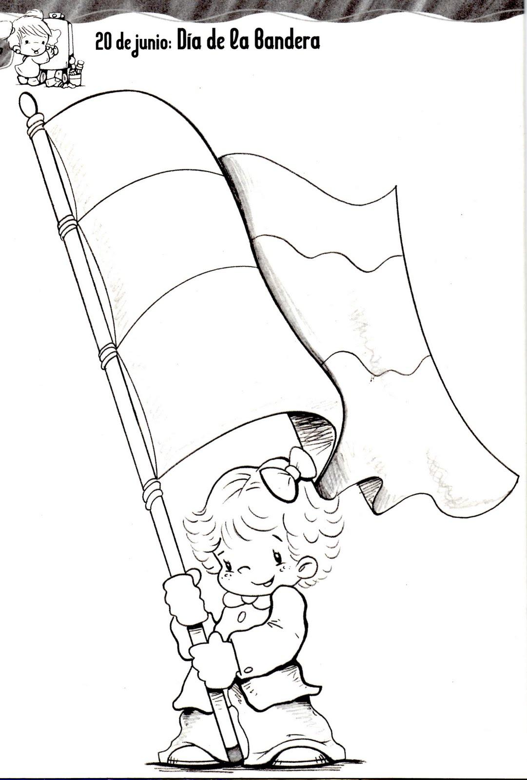 DIA De La Bandera 7 De Junio