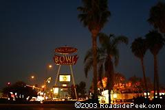 Costa Mesa After Dark