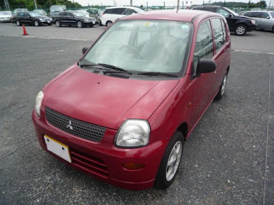 ... Japan Stock: 2003 Mitsubishi Minica for sale - Tokyo Japan Used Car