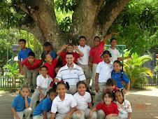 My 2nd grade class