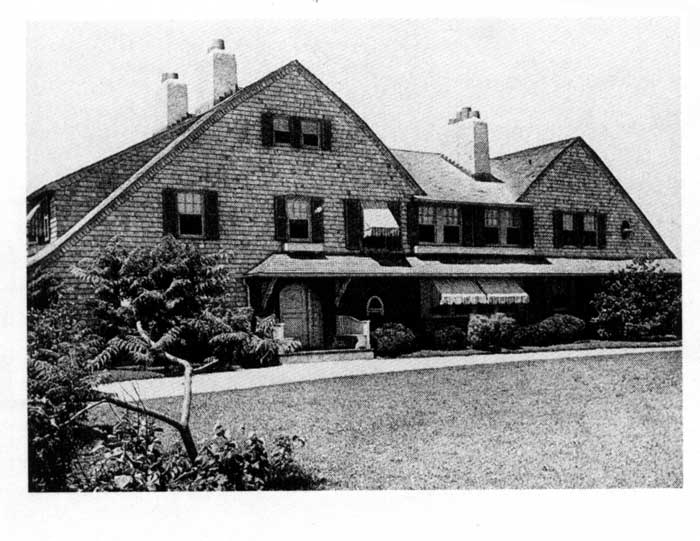 ... whom this home was built for, originally rented a Southampton home known ...