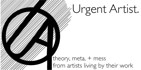 The Urgent Artist