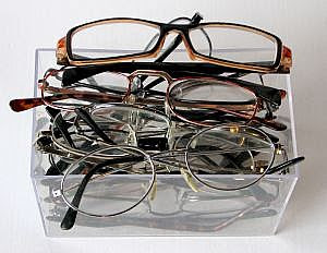 Donate Used Eyeglasses | Recycle Old Glasses