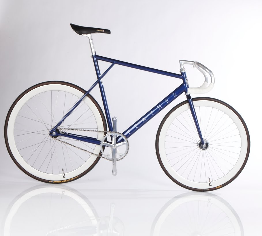 feather cycles: rob\'s 853 lo-pro track bike