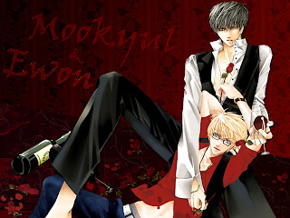 Tu pareja de anime o manga favorita... Wall+TC